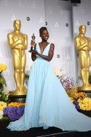 Academy Award winner Lupita Nyongo
