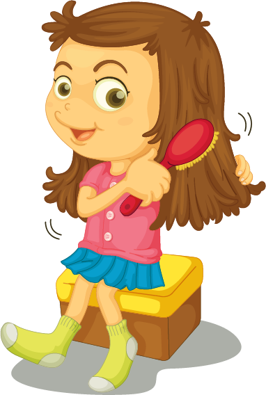 learning english vocabulary child getting dressed clipart child getting dressed clipart