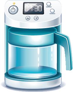 illustration of a coffeemaker