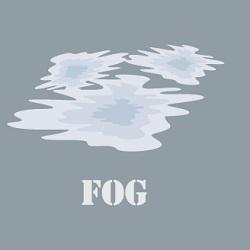grey fog icon