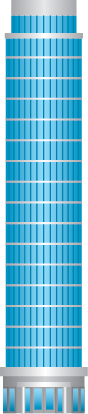 Illustration of a high-rise building