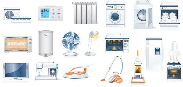 Household Appliances Vocabulary