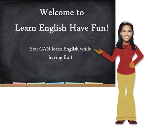 why learning english is fun
