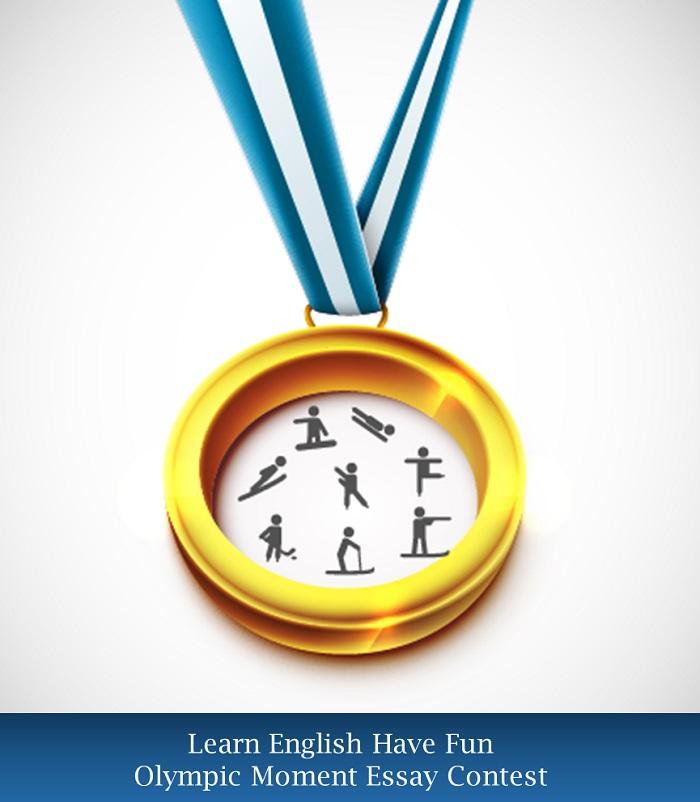 olympic essay contest