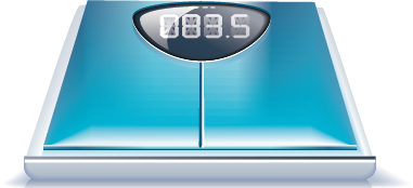 illustration of a scale