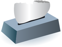 illustration of a box of tissues