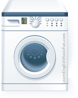 washing machine that washes and dries clothes