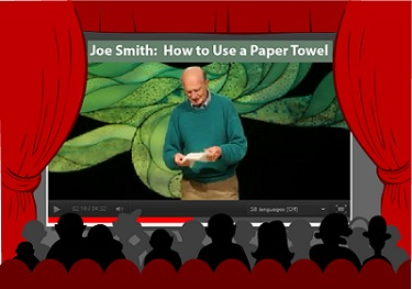 Thumbnail image of Joe Smith: How to fold a paper towel